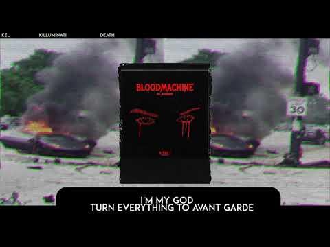 KEL KILLUMINATI - DEATH [PROD] (Audio+Lyrics🎵)