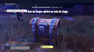 LIVESTREAM#265-FORTNITE| SAVE THE WORLD-AUMENTAR A CONTA DE V-BUCKS