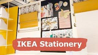 IKEA Stationery   Sea Lemon Studio Vlog