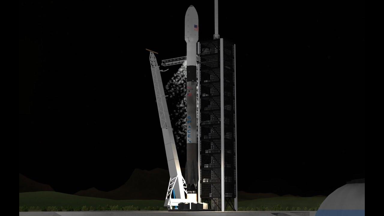 Starlink-9 and BlackSky SXRS-1