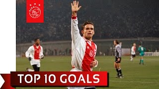 Top 10 Goals - TOP 10 GOALS - Marc Overmars