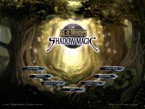 Age of Wonders 2 Wizards Throne + Shadow Magic OST Collection