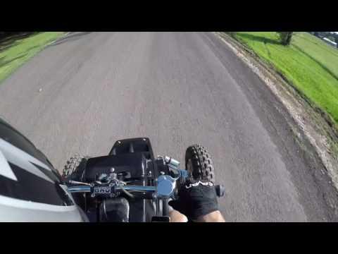 465 Cub Top Speed Run