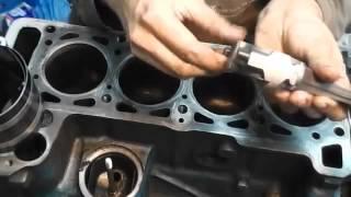 видео ремонт двигателя ваз 2106