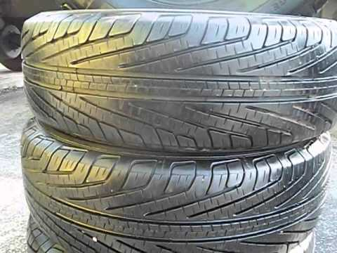 SET OF TIRES MICHELINS HYDROEDGE 215 70 15!!! $250.00