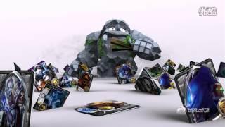 DOTA Heroes Trailer - Mobile DOTA Card Game
