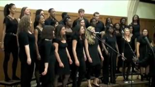 Yale Gospel Choir: Ride On King Jesus/Ain