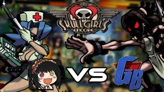 GigaBoots vs Voxandra: SkullGirls Edition