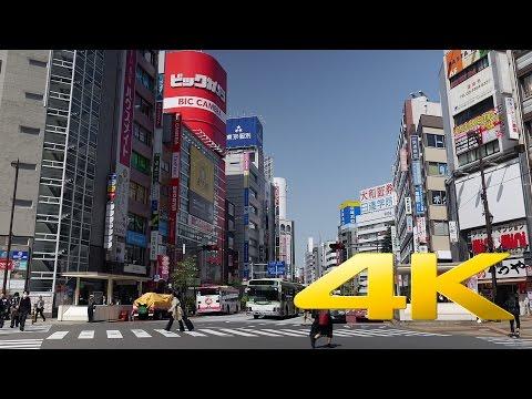 Ikebukuro - Tokyo - 池袋 - 4K Ultra HD
