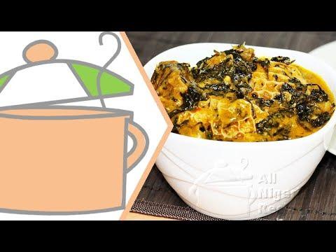 Bitterleaf Soup (Ofe Onugbu) | All Nigerian Recipes