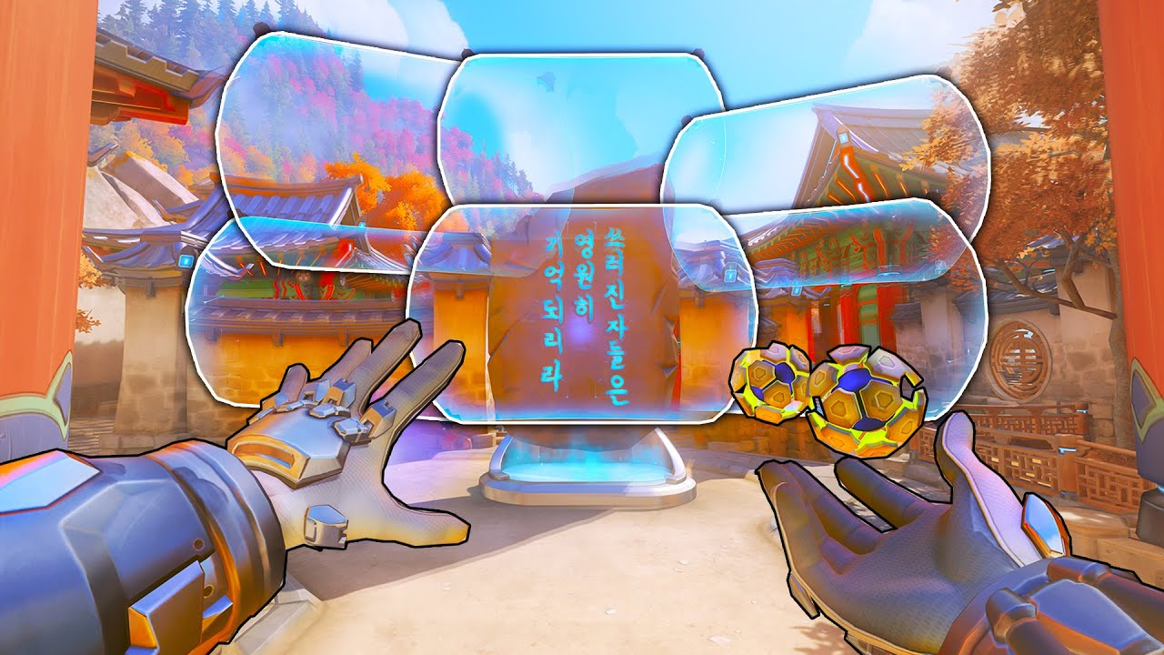 200 IQ Outplays that'll send your enemy back to bronze... - Overwatch