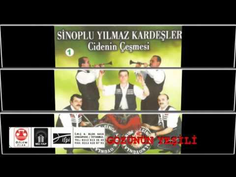Sinoplu yılmaz kardeşler - 2  -        GÖZÜNÜN YEŞİLİ