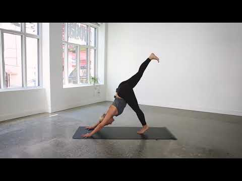 45 Minute Everyday Vinyasa Flow Yoga Class | lululemon