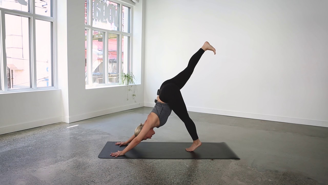 A forty five Minute Everyday Vinyasa Flow Yoga Class
