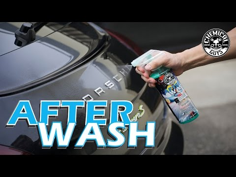 The Best Way To Dry Your Car - Chemical Guys After Wash