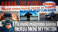 Miten tuottaa erinomaiset kuvat ja video auton myynti-ilmoitukseen, Antti Liinpää, Kaara Televisio?