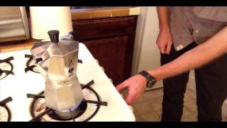 Coffee Maker Review: Bialetti Moka Express 6 Cup