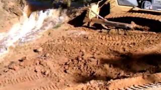 PIC/FLIP Simulator Dam Break Test- Final Render