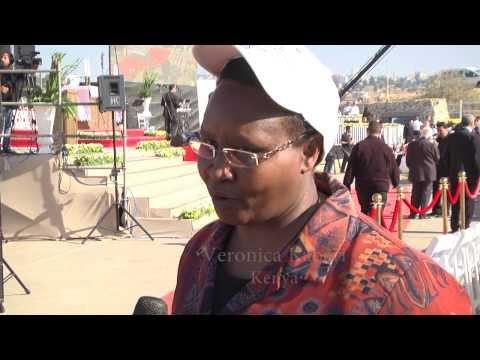Kenyan pilgrim Testimonial