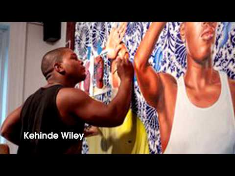 Collage Artist Experience | Kehinde Wiley