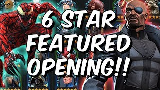 6 Star Featured Crystal Opening After Final Uncollected Path! - Marvel Contest of Champions 2019