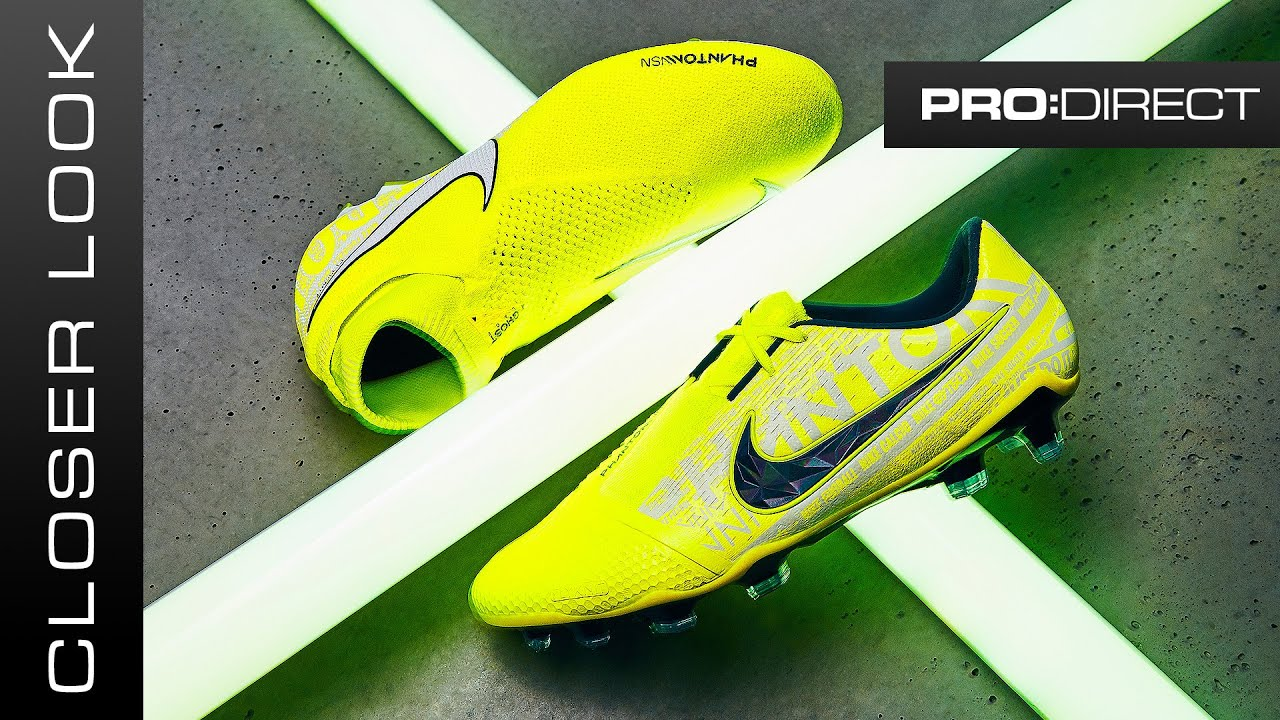 the latest 5644d 78ab4 CRAZY BRIGHT BOOTS! NIKE PHANTOM VENOM & PHANTOM VISION NEW LIGHTS