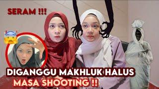 KISAH SERAM!! ASYRAF MUNTAH KETIKA SHOOT AJARAN SESAT