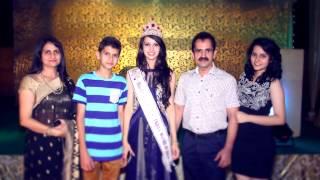 INDIA, Koyal Rana - Contestant Introduction: Miss World 2014