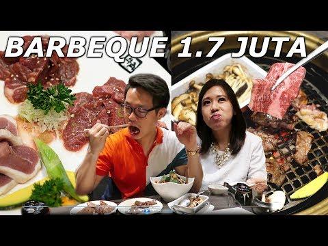 BARBEQUE JEPANG TERBAIK DI JAKARTA WAGYU HIGH QUALITY // Review Gyukaku Prime
