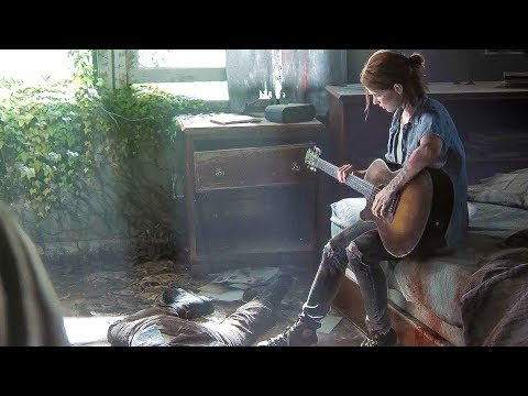 "1 HOUR ""Through The Valley"" - Ellie (Ashley Johnson) The Last Of Us 2 Theme Song"