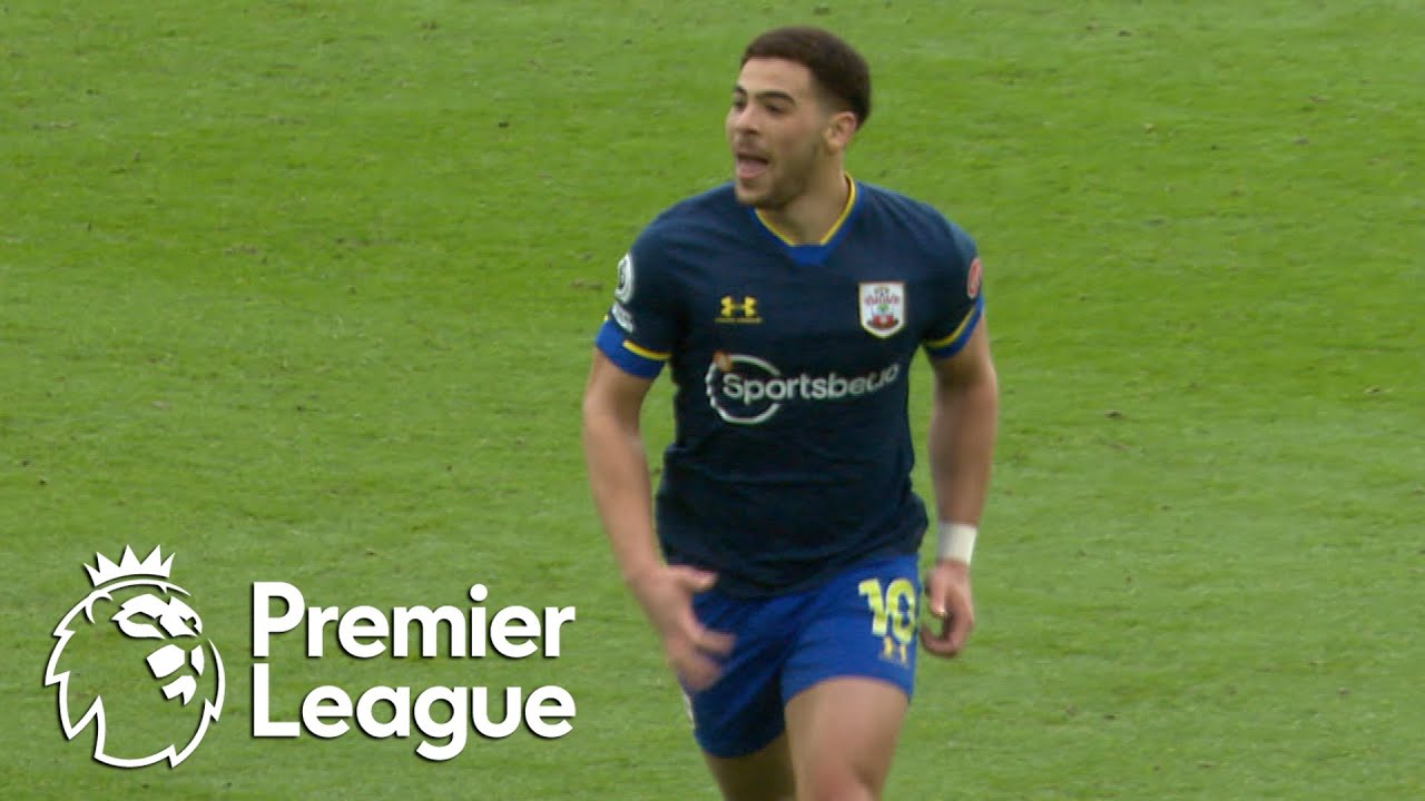 Che Adams doubles Southampton lead over Sheffield United | Premier League | NBC Sports
