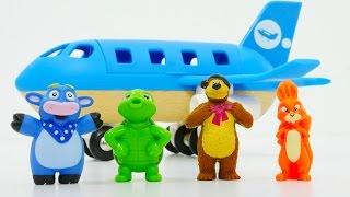 Türkçe izle - çizgi filmi oyuncaklarıyla kız erkek çocuk oyunları/videoları.Asrın'la uçak macerası