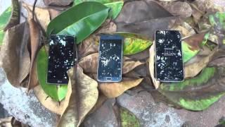 Meizu Pro 5 VS Samsung Galaxy S6 VS LG G4 F500- Performance Monsters