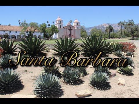 Santa Barbara Trip to Mission, El Presidio and Stearns wharf.