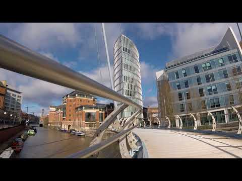 2: Bristol Urban Excursionist - Along the Floating Harbour to Temple Meads and Old Market. Feb 2018
