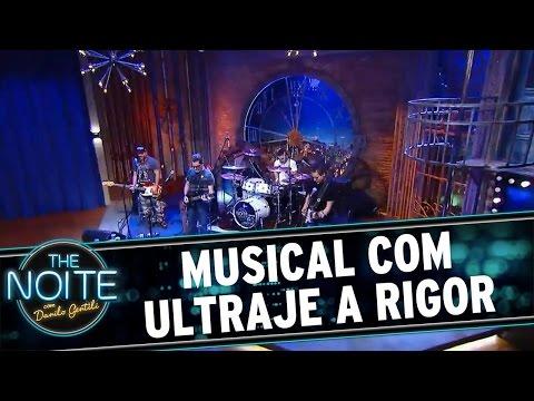 The Noite (19/08/16) - Musical com Ultraje a Rigor
