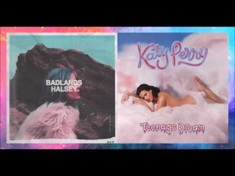 Halsey Vs. Katy Perry - E.T Control (Mashup)