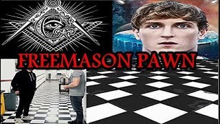 The Freemasons are using Logan Paul to humiliate Flat Earth believers (EXPOSED)