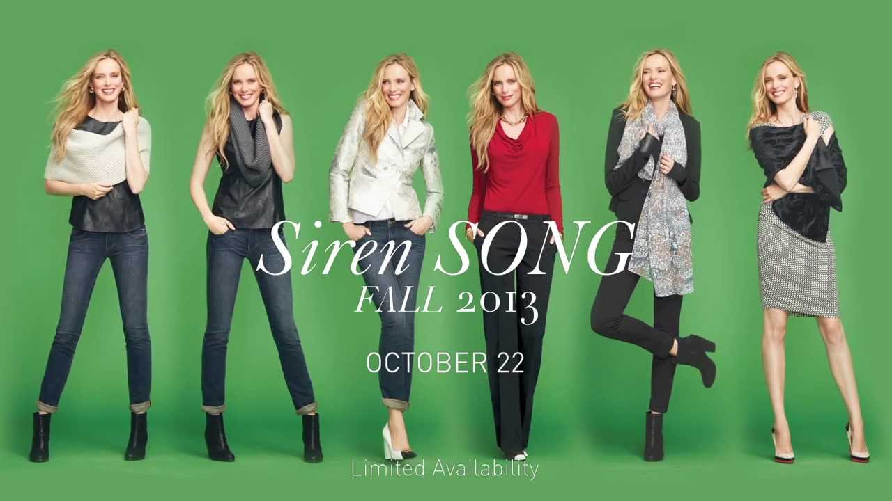 cabi fall siren song collection youtube