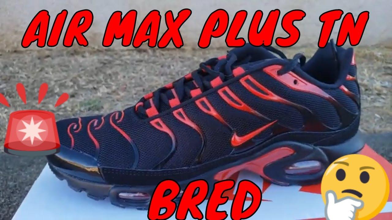 air max plus bred