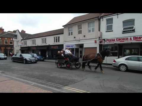 Michael Hughes funeral in Bridgwater