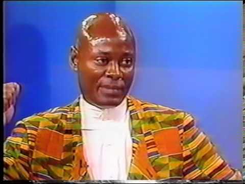 Khalid Muhammad on South Africa - YouTube