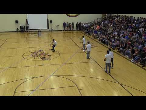 Walnut Middle School Lipsync 2019 TheBoyz