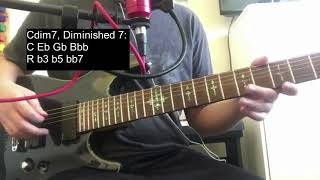 Music Theory for Guitar #4: 7th Chords and Intro to Extended Chords