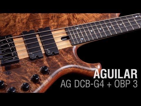 "Aguilar DCB G4 + OBP 3 - Maruszczyk Paddock 5a-26 medium 32"" scale"