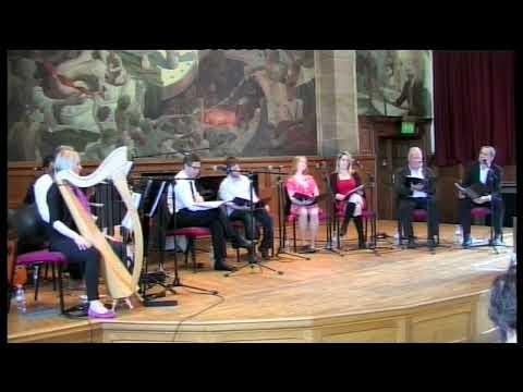 Global Bloomsday Gathering -- Bangor University, Wales