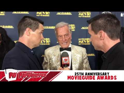 Pat Boone Interview: Movieguide Awards 2017