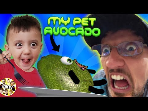 Avocado is Alive! Aaahhhhhhhhhh!!!!! (FGTeeV Gameplay / Skit)
