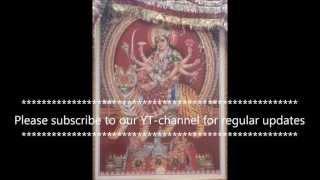 Maa Durga 2013 Bhjp Devi Geet - Song - Jaagran Mein Aayil Baani