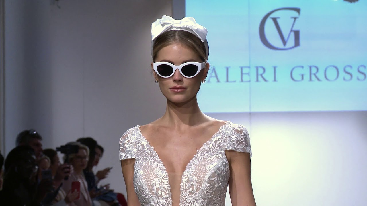 Valeri Gross New York Bridal Fashion Week NYBFW 2020 Catwalk